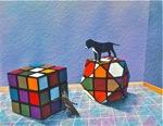 Gregorio y El dilema Rubik No 4