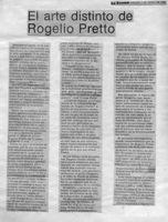 La Prensa-reproducción De Artículo En GEO MUNDO