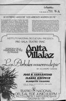 Los árboles Mueren De Pié-La Republica-anuncio