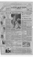Running Scared-La Estrella De Panamá-artículo