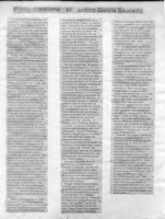Cambio De Guardia-La Prensa-riposta A Crítica