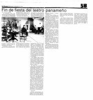 La Prensa -Juicio Contra Un Sinvergüenza-crítica