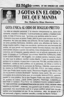 El Siglo-Roberto Diaz Herrera